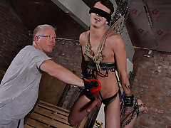 Hung Boy Takes A Hitting - Charley Cole