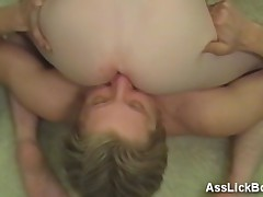 Ass Lick Boys - Alex and Jeremy